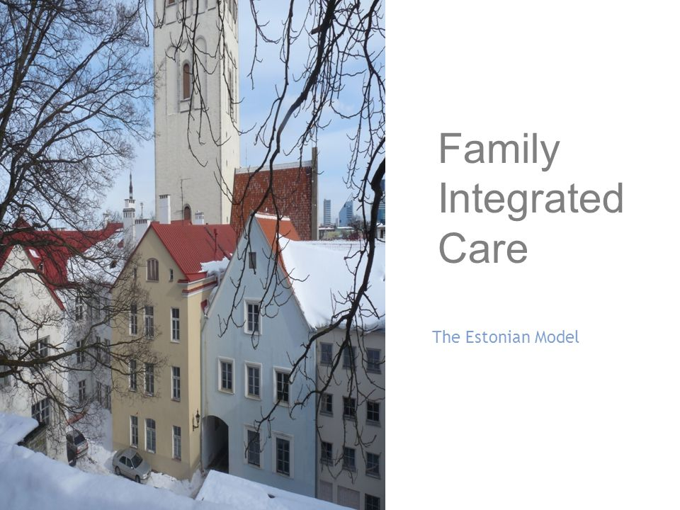 Family Integrated Care