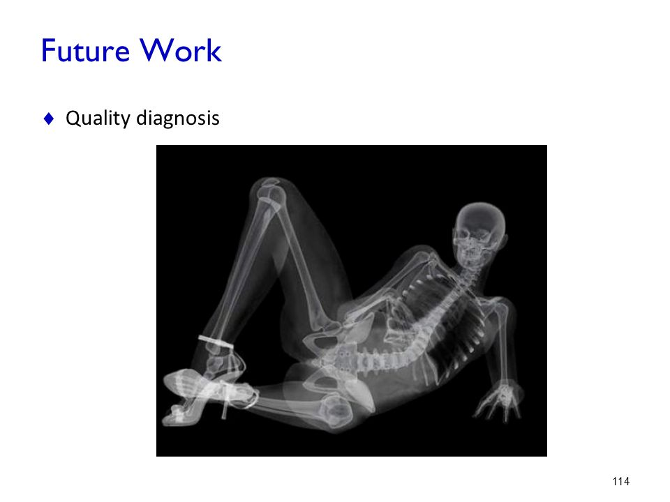 Future Work Quality diagnosis