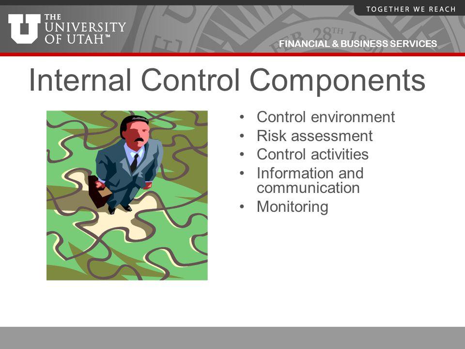 Internal Control Components