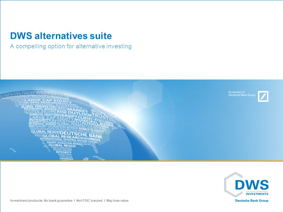 DWS alternatives suite