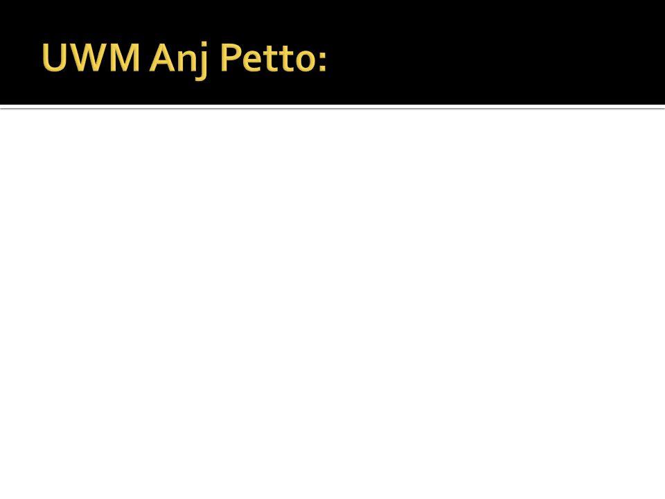 UWM Anj Pett0: