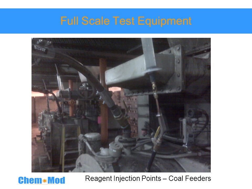 Full Scale Test Equipment