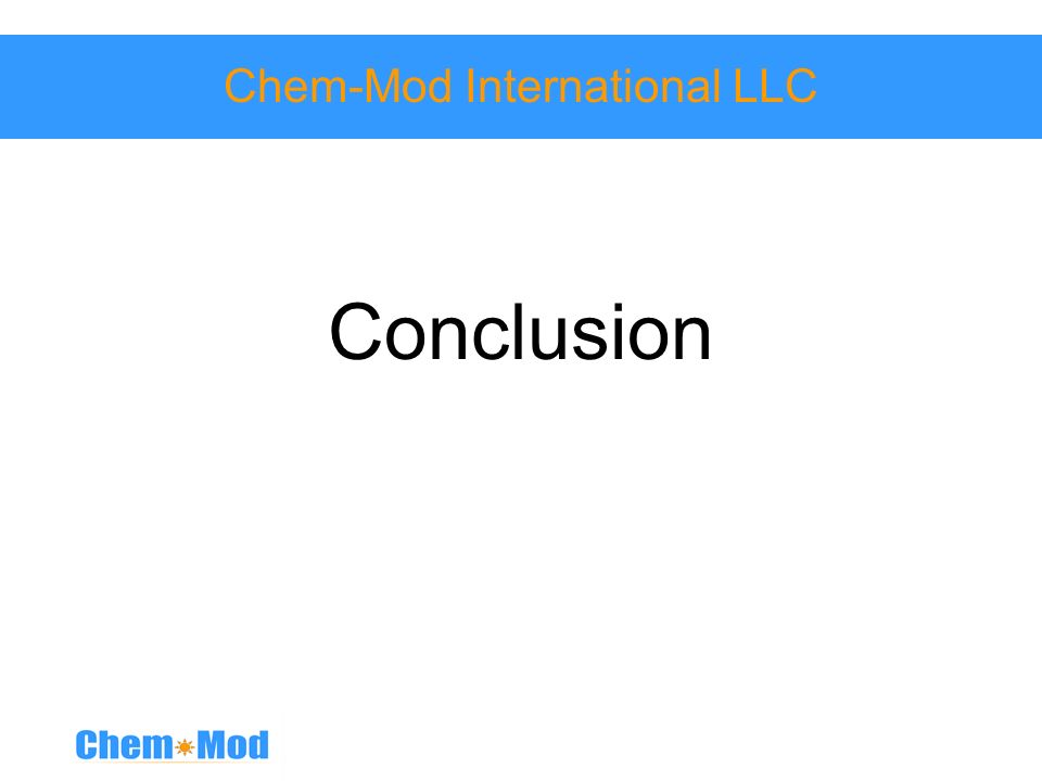 Chem-Mod International LLC