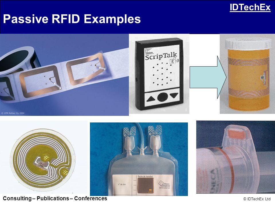 Passive RFID Examples