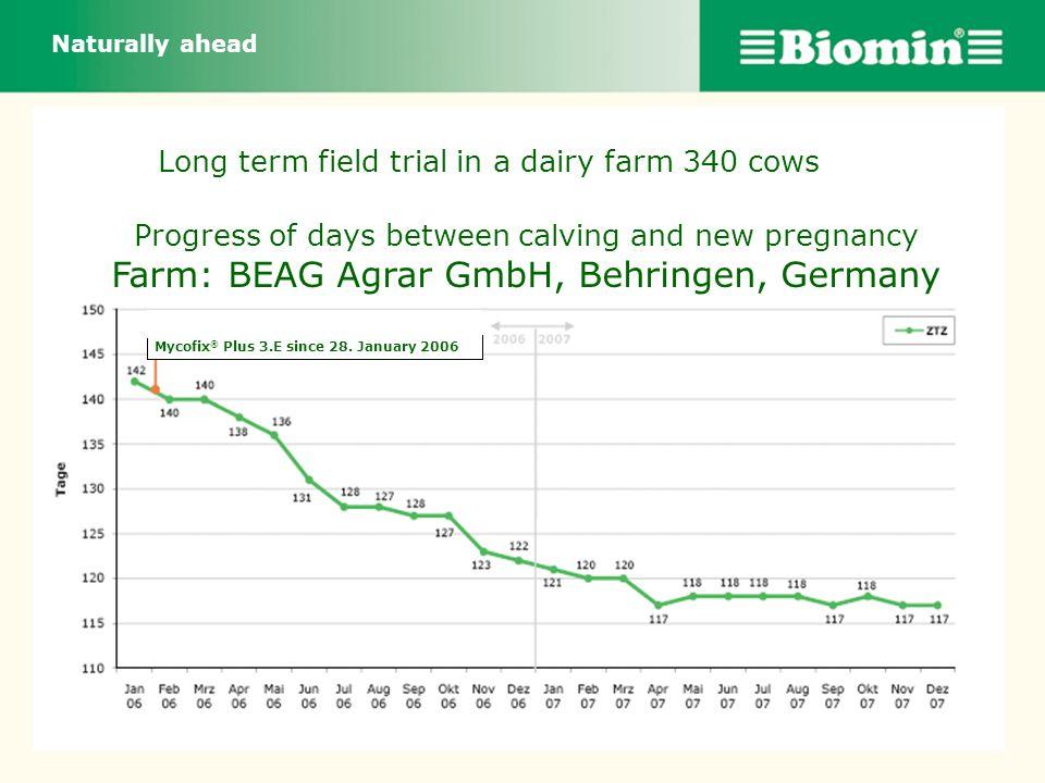 Farm: BEAG Agrar GmbH, Behringen, Germany