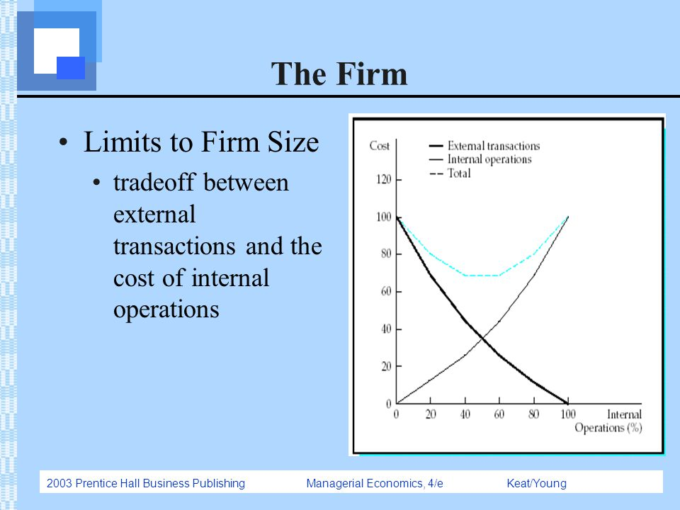 The Firm Limits to Firm Size