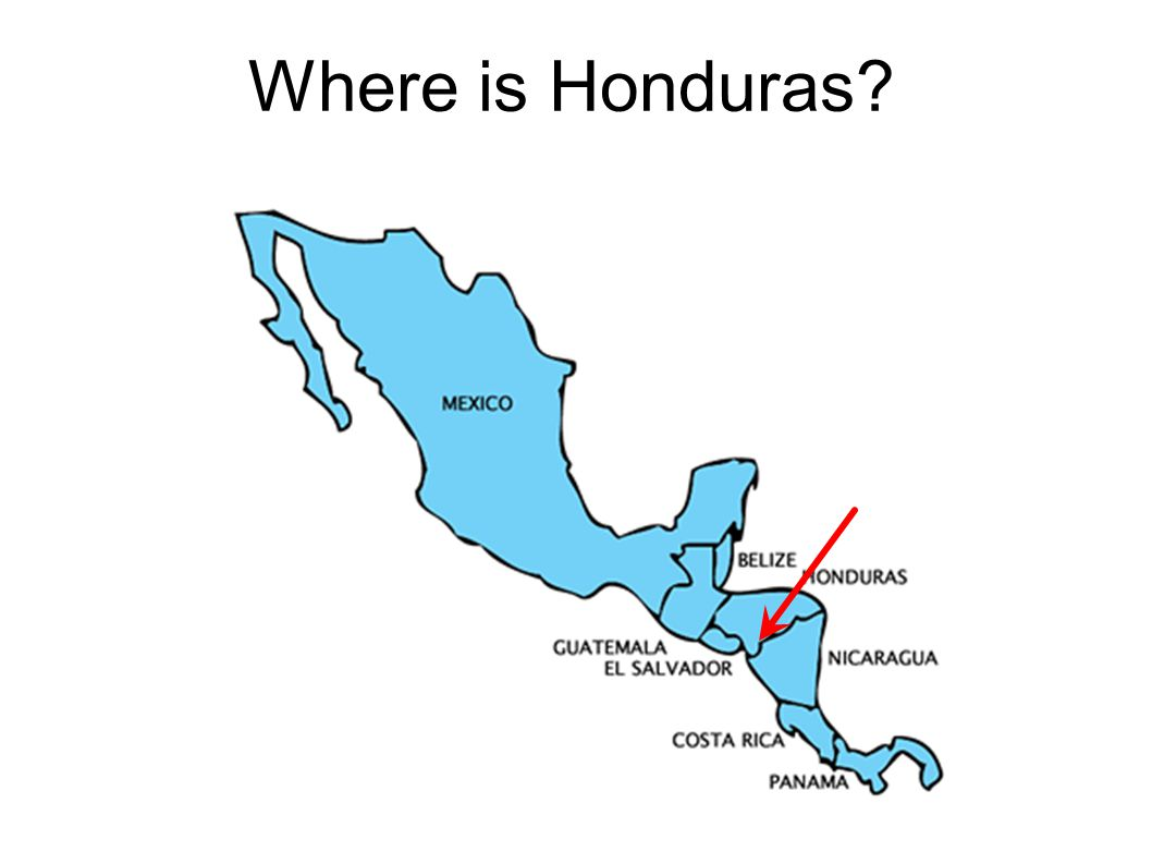 Where is Honduras