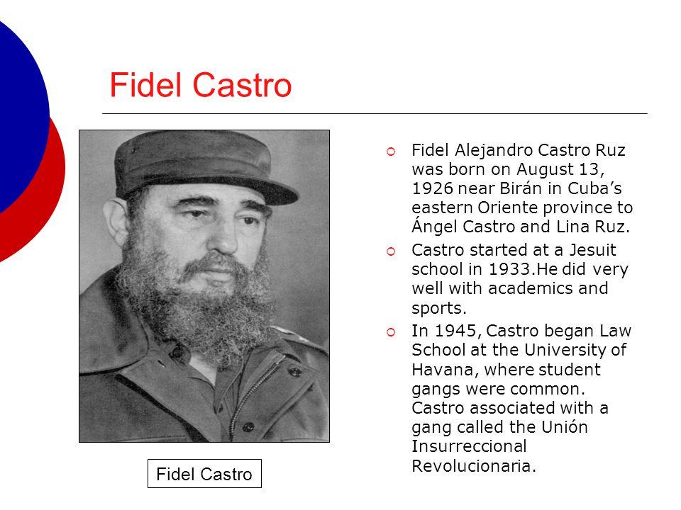 Fidel Castro Fidel Castro