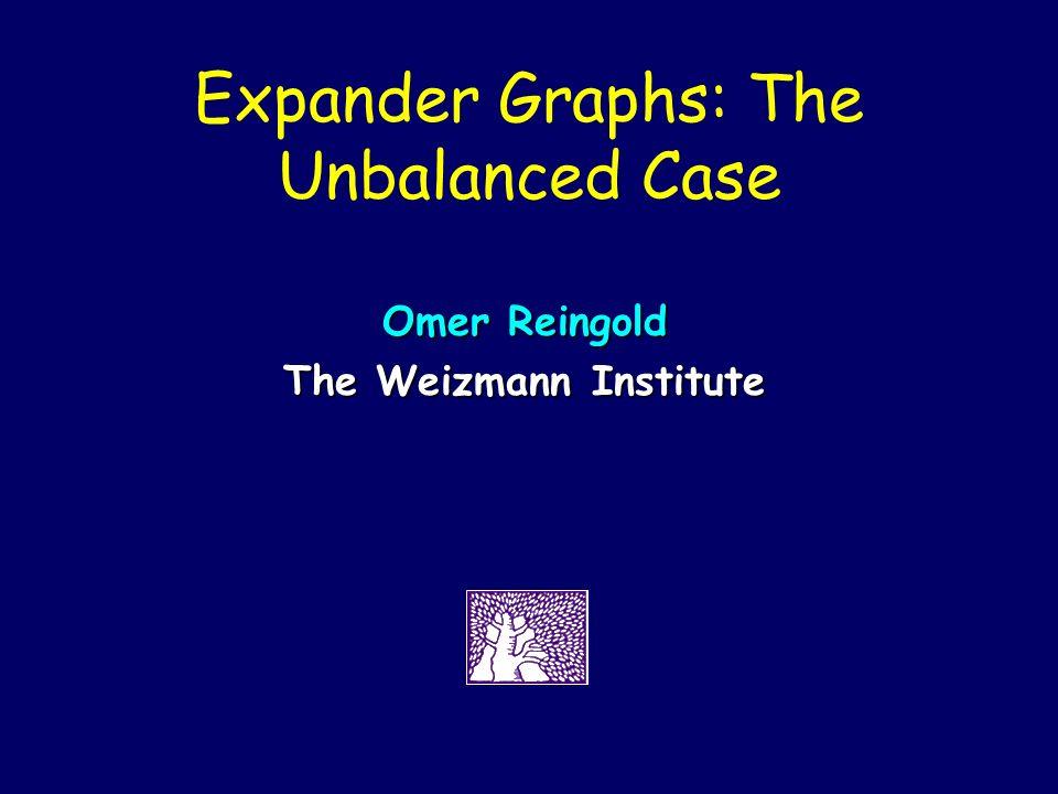 The Weizmann Institute