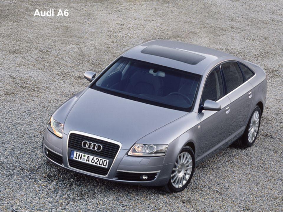 Audi A6 Wat zijn de vooruitzichten voor 2003