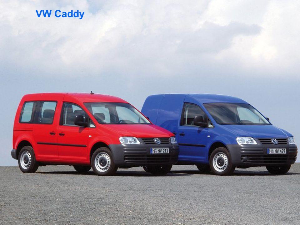 VW Caddy Wat zijn de vooruitzichten voor 2003