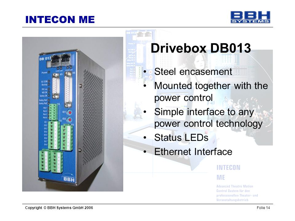 Drivebox DB013 Steel encasement