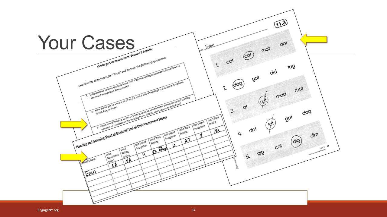 Your Cases Key Points: May work individually or in pairs .