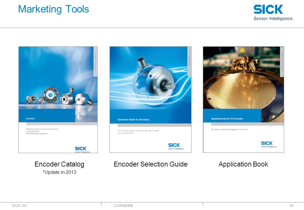 Encoder Selection Guide