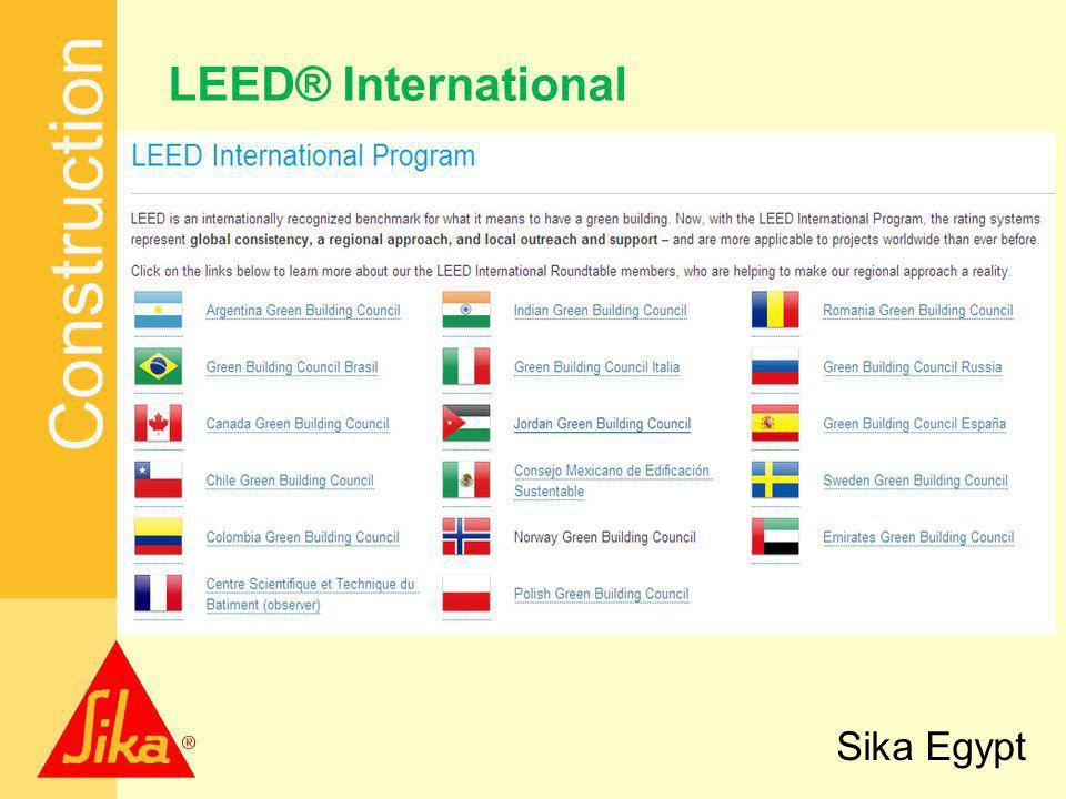 LEED® International
