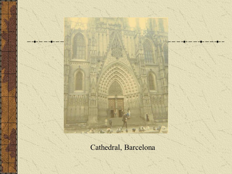 Cathedral, Barcelona
