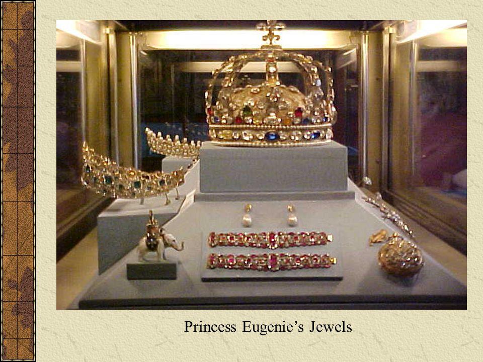 Princess Eugenie's Jewels