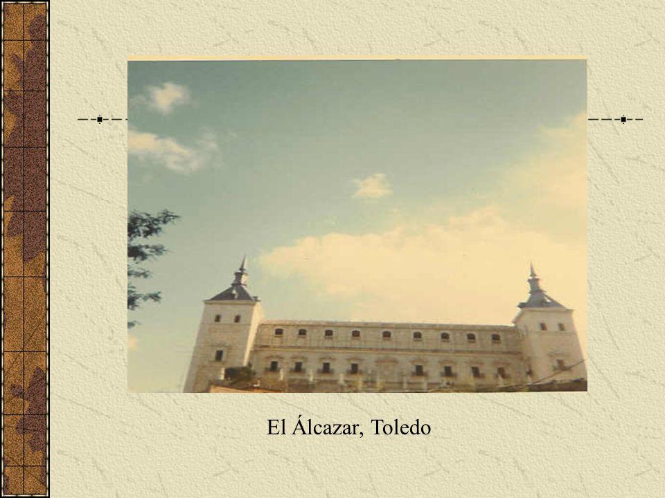 El Álcazar, Toledo