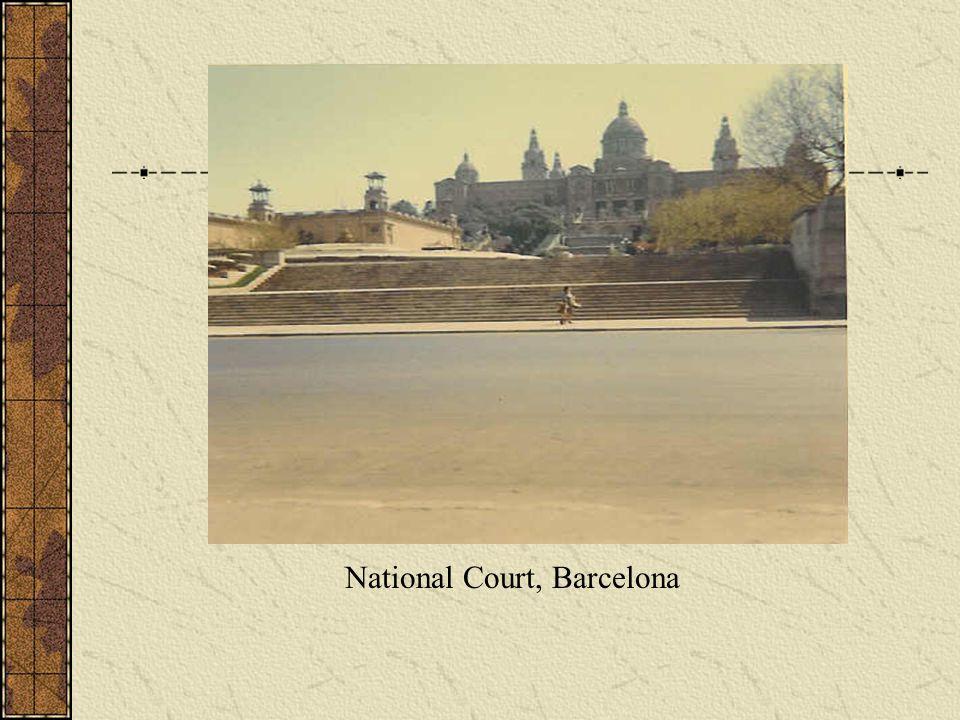 National Court, Barcelona