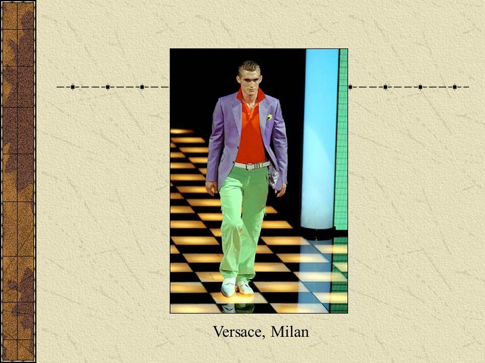 Versace, Milan