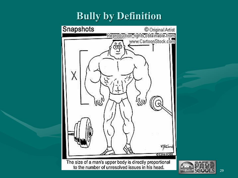 Bully by Definition