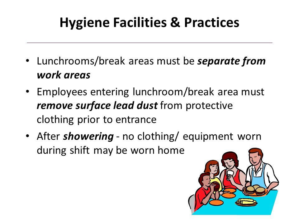 Hygiene Facilities & Practices