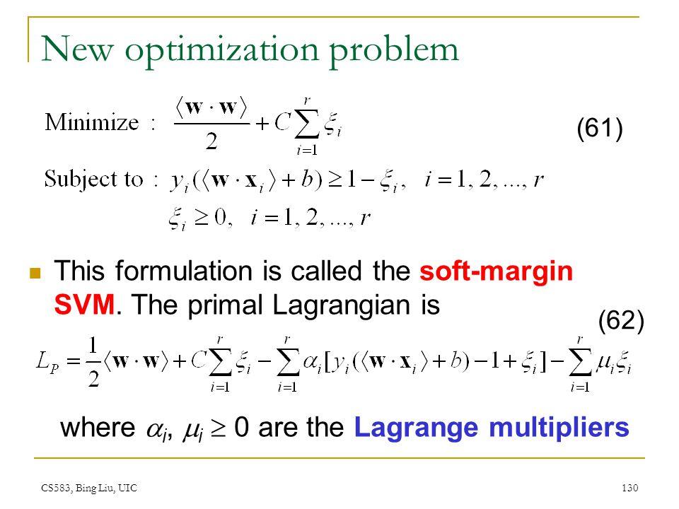 New optimization problem