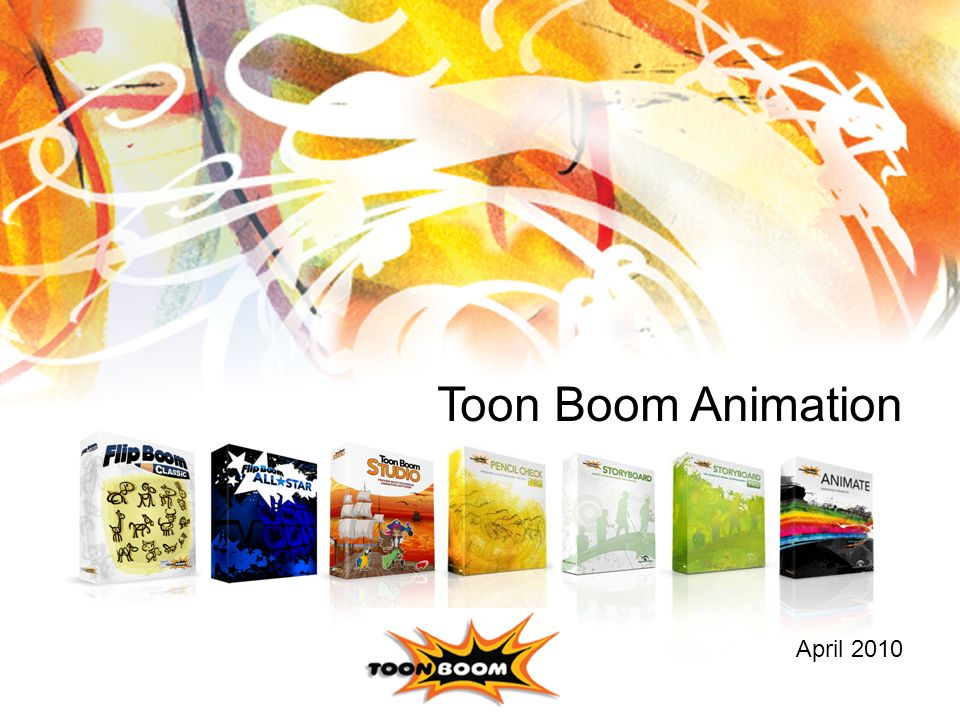 Toon Boom Animation April 2010
