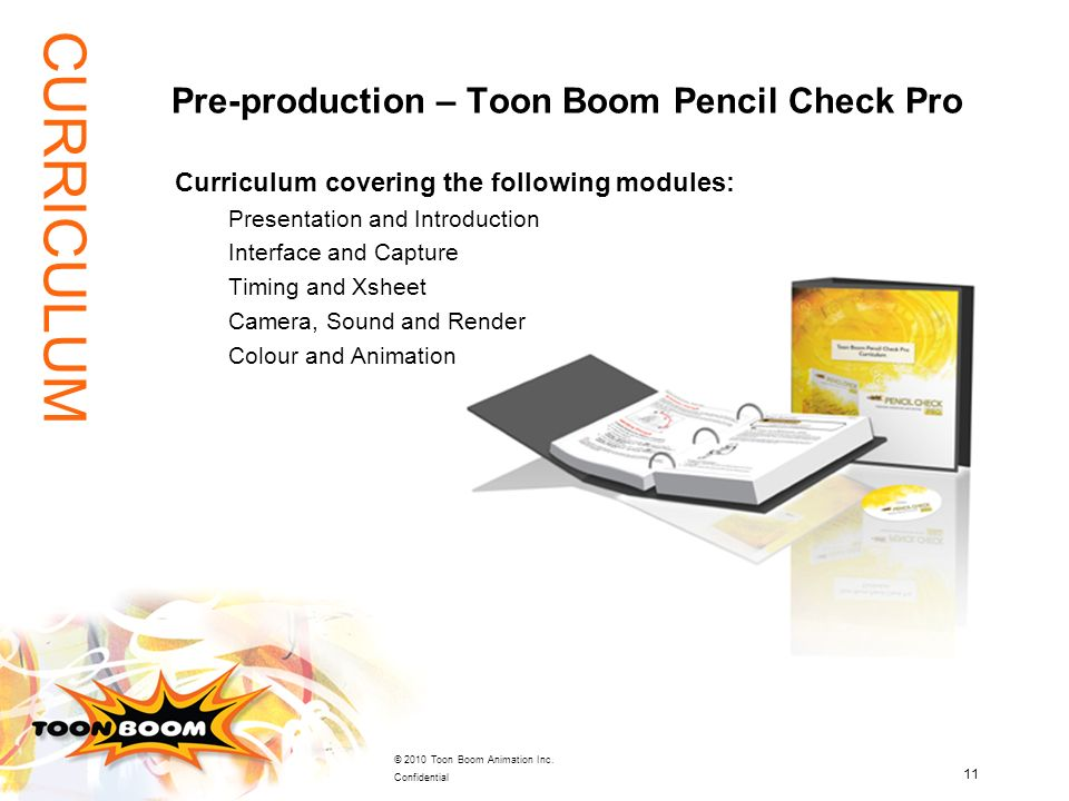 Pre-production – Toon Boom Pencil Check Pro
