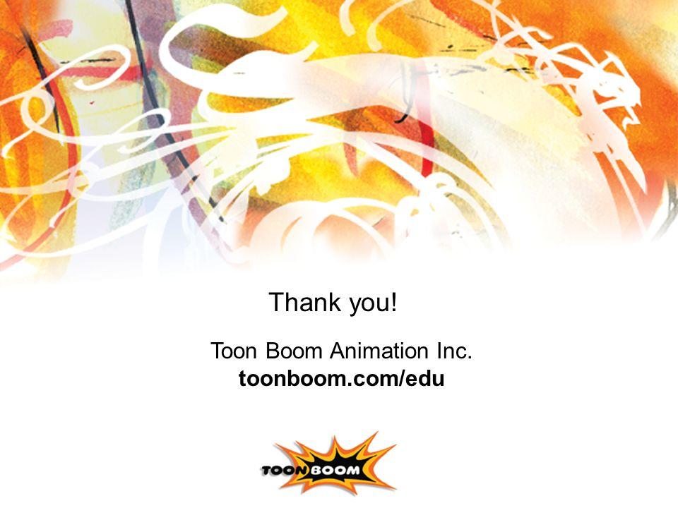 Toon Boom Animation Inc.