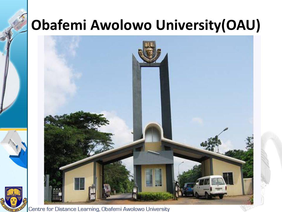 Obafemi Awolowo University(OAU)
