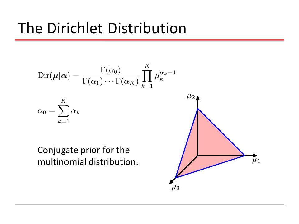 The Dirichlet Distribution
