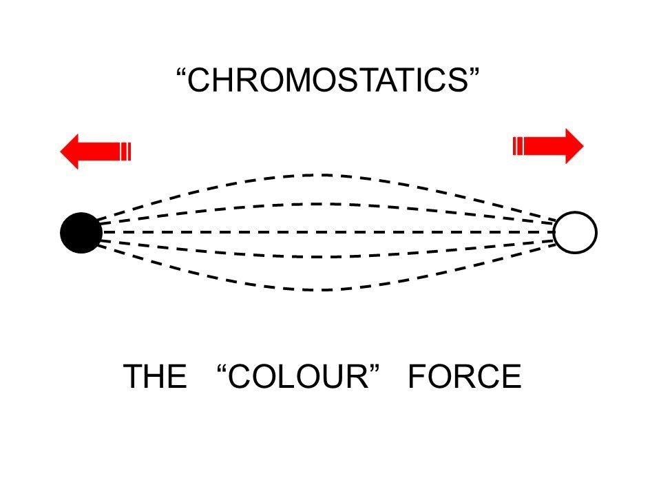 CHROMOSTATICS THE COLOUR FORCE