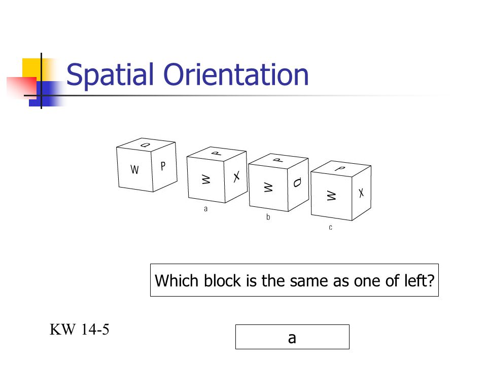 Which block is the same as one of left