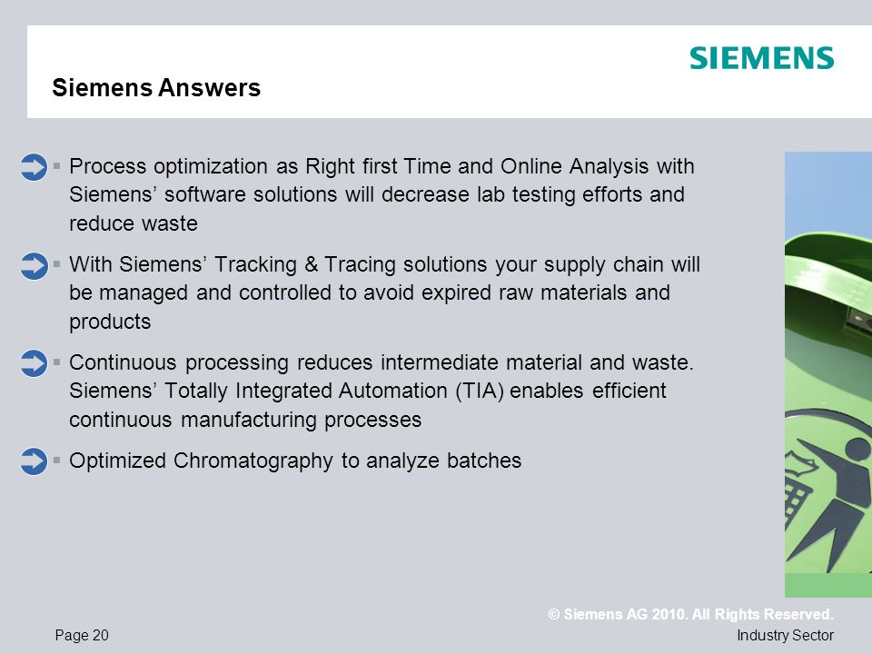 Siemens Answers