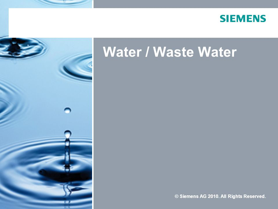 Water / Waste Water 55