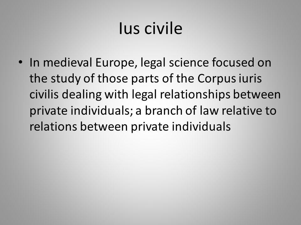 Ius civile