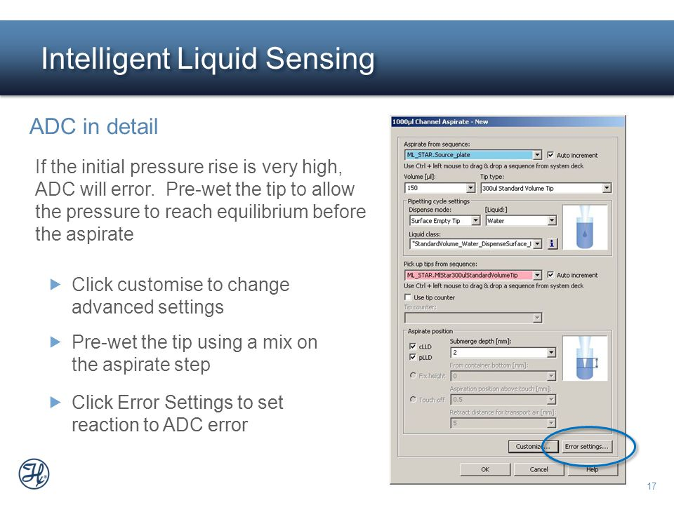 Intelligent Liquid Sensing