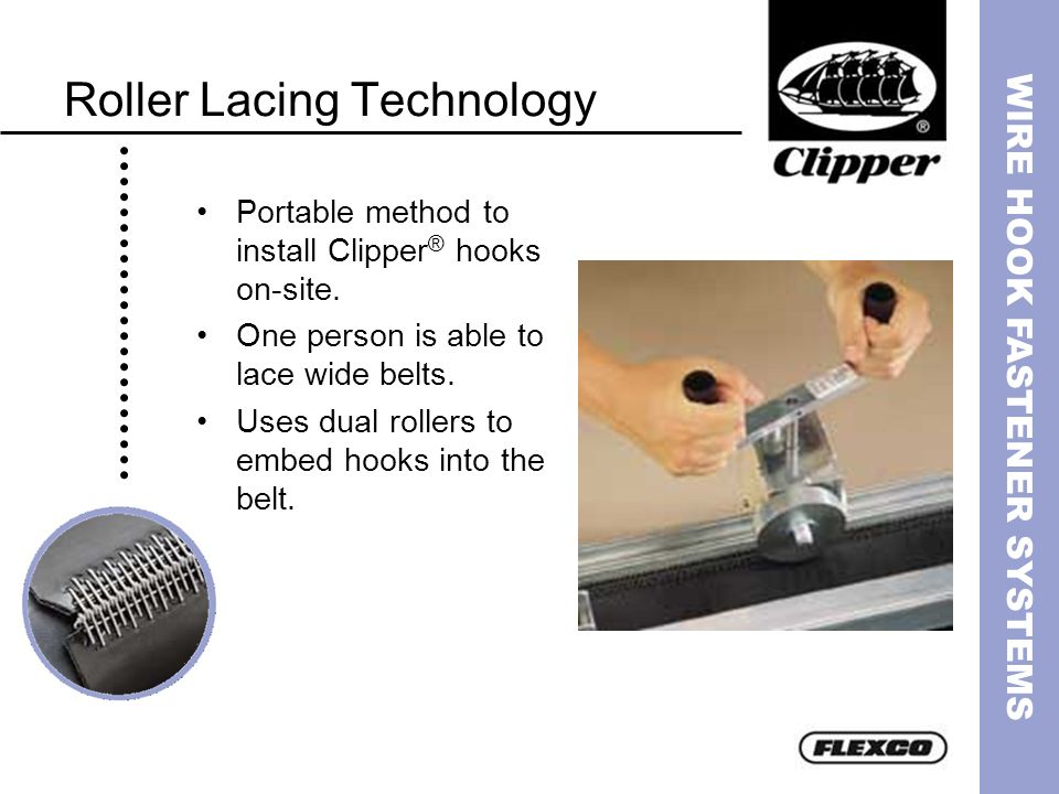 Roller Lacing Technology