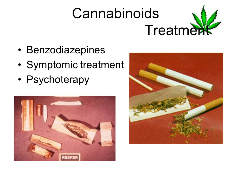 Cannabinoids Treatment
