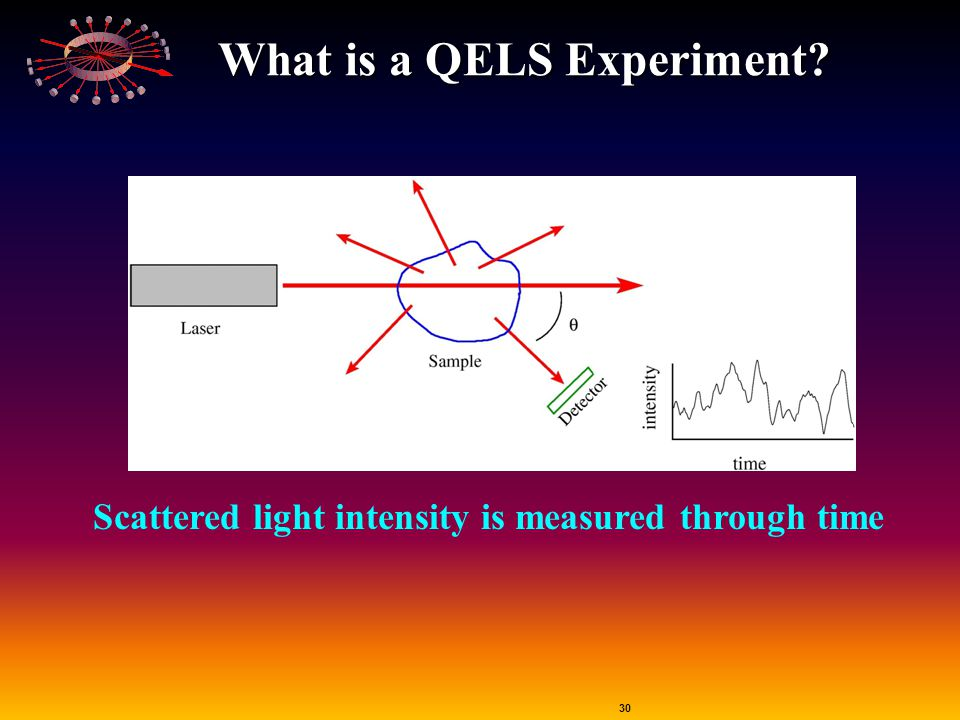 What is a QELS Experiment