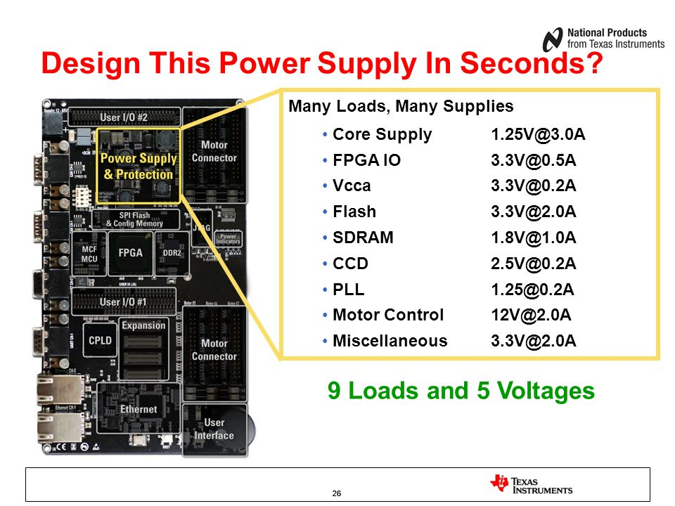 Design This Power Supply In Seconds