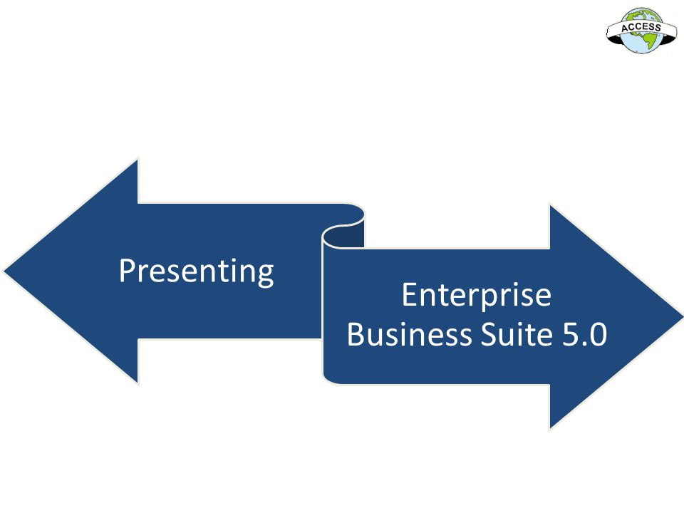 Enterprise Business Suite 5.0