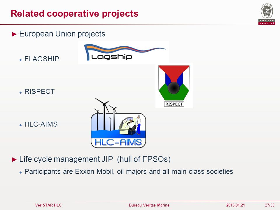 Related cooperative projects