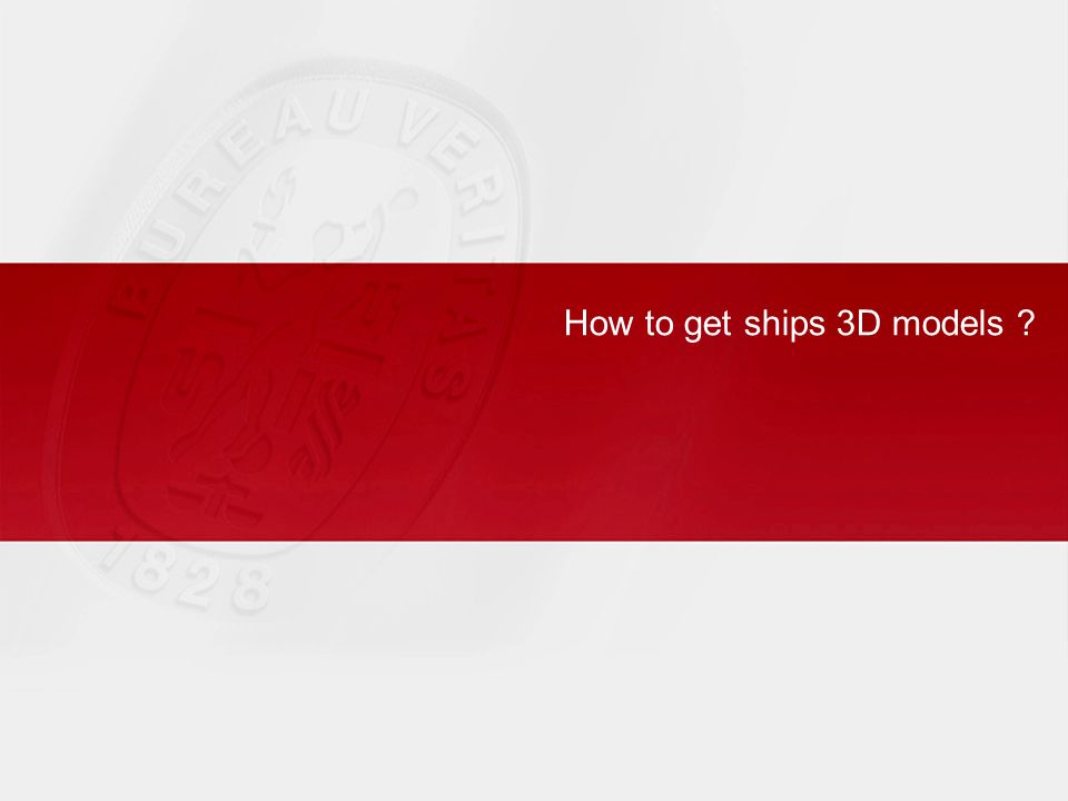 How to get ships 3D models
