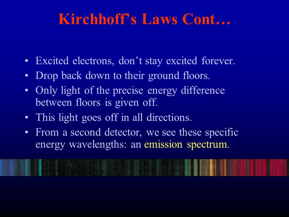 Kirchhoff's Laws Cont…