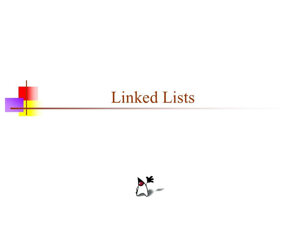 Linked Lists