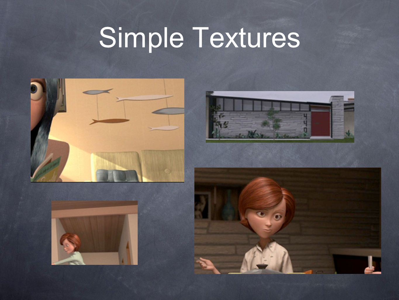 Simple Textures