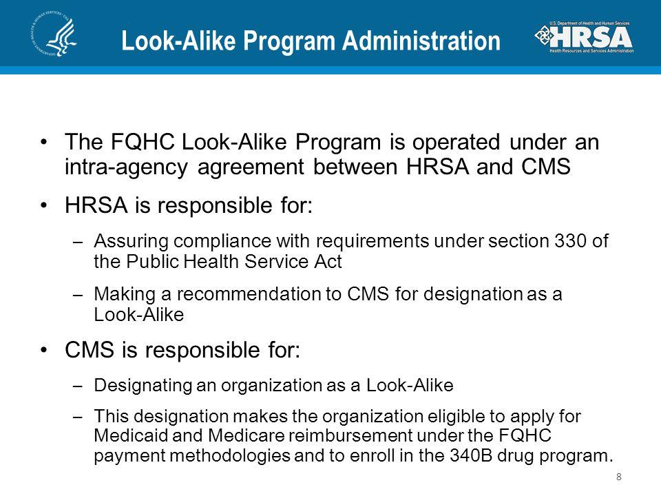 Look-Alike Program Administration