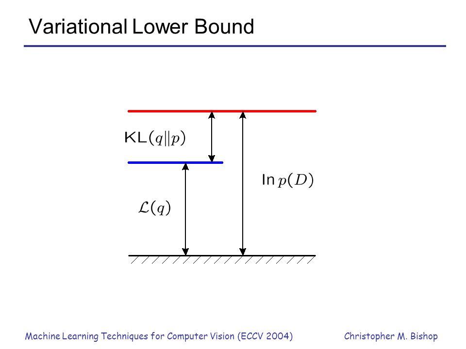 Variational Lower Bound